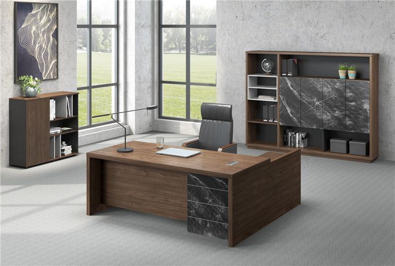 潮尚轩板式办公桌