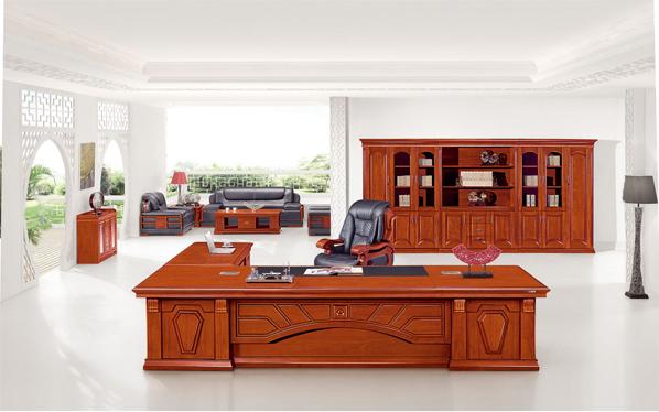 西安实木办公桌订做