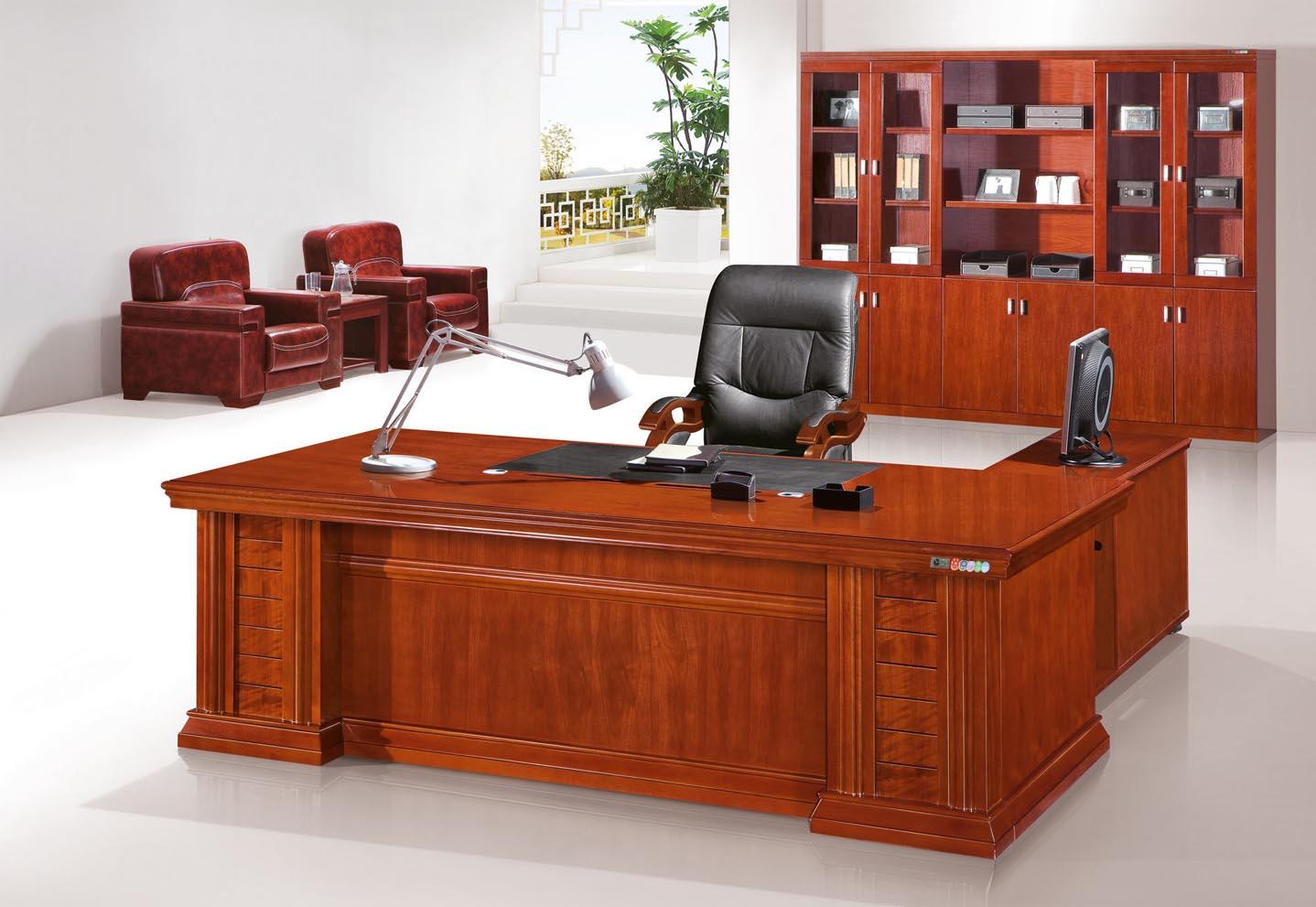 陕西实木办公桌订做