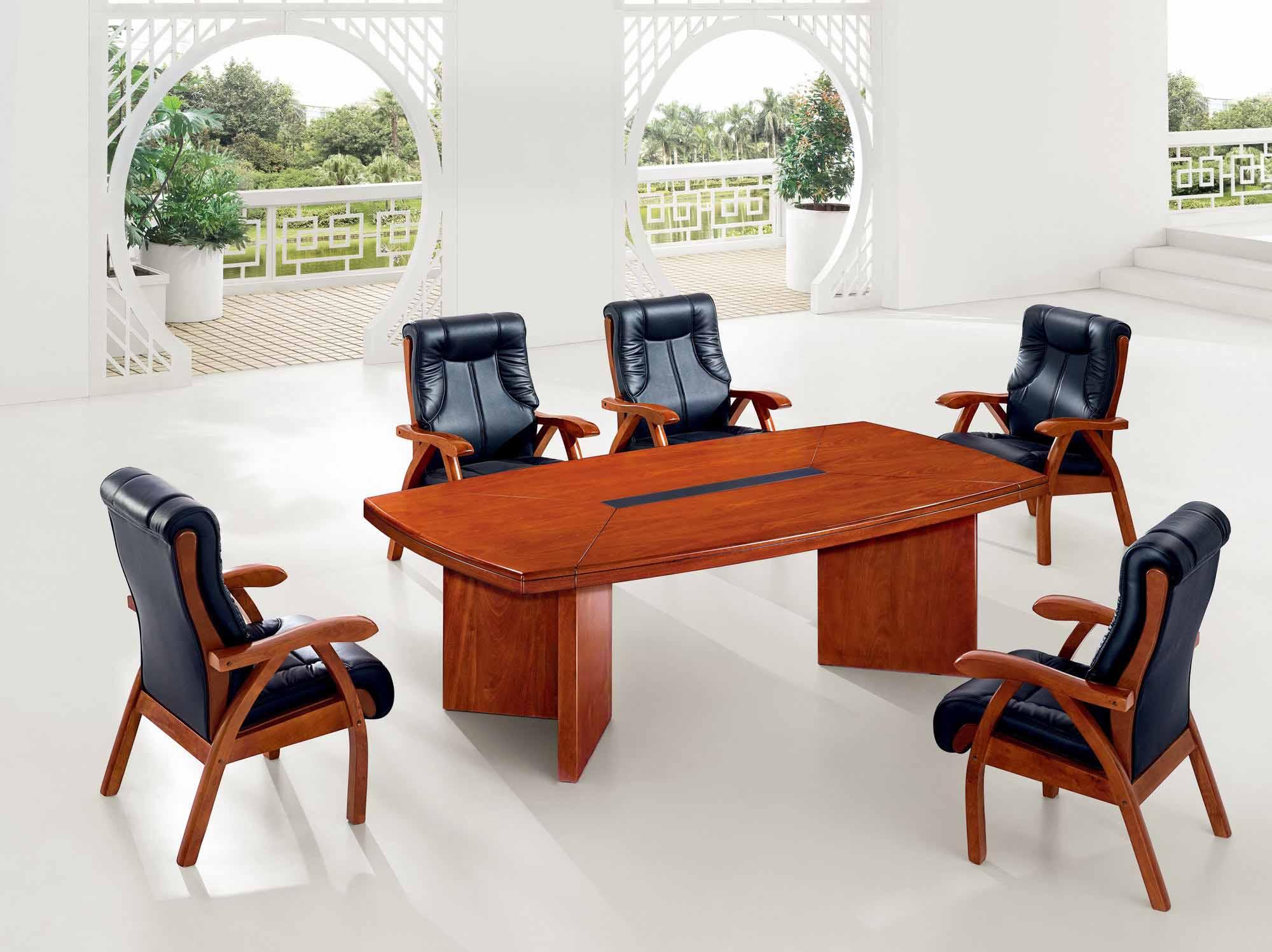 西安实木会议桌厂家