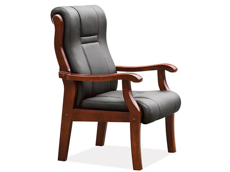 陕西实木办公椅定制