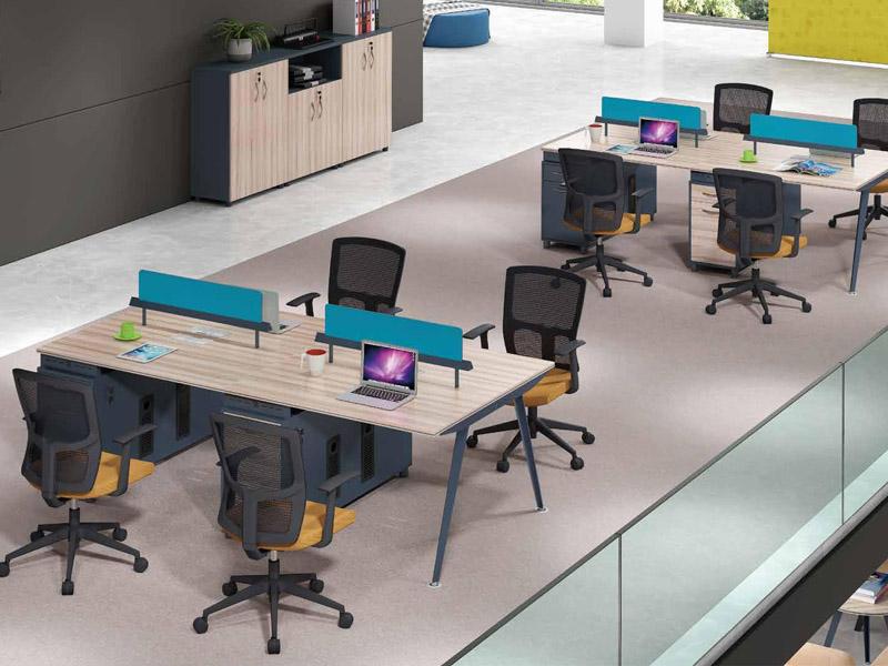 西安板式职员桌定制