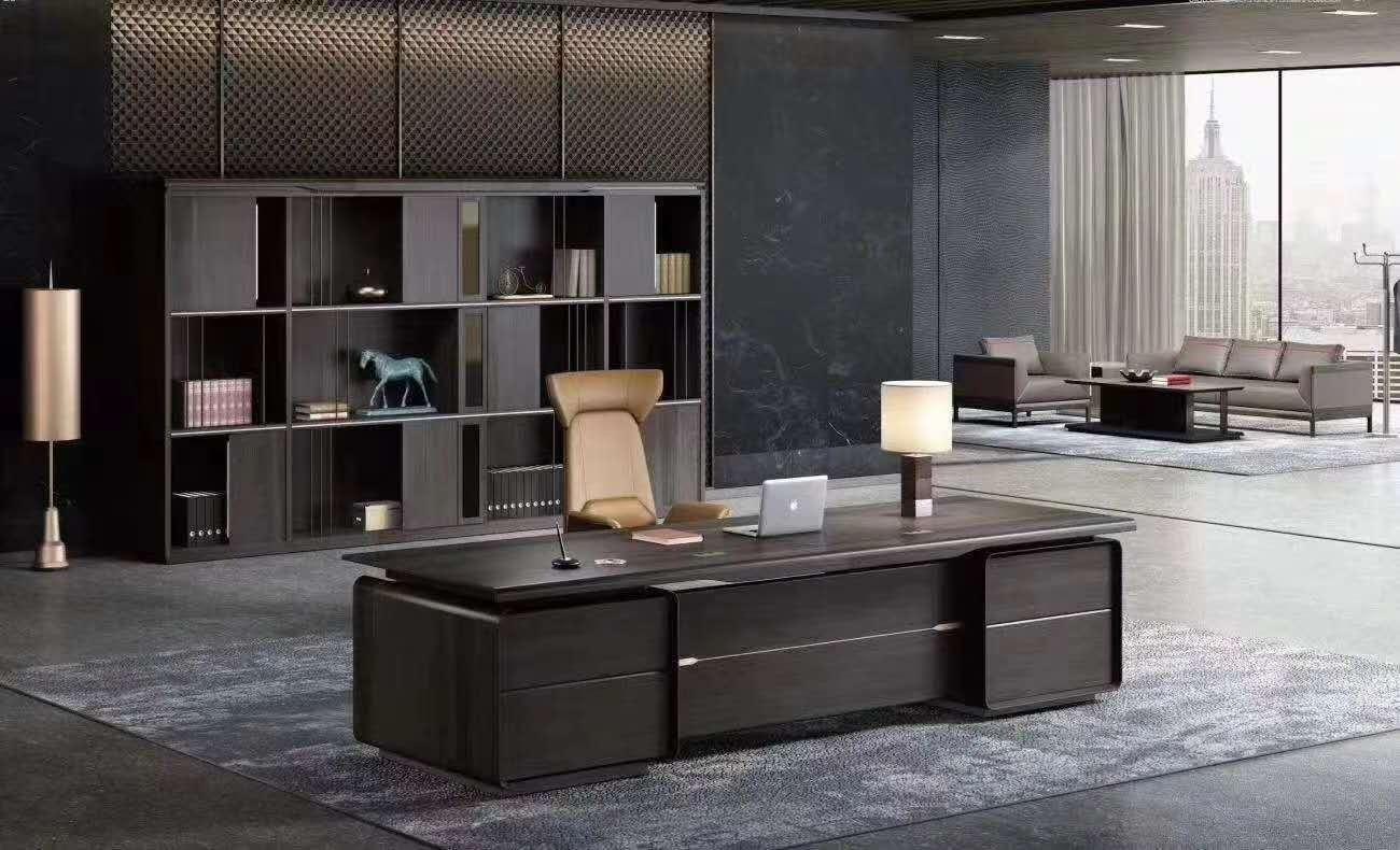 潮尚轩办公桌