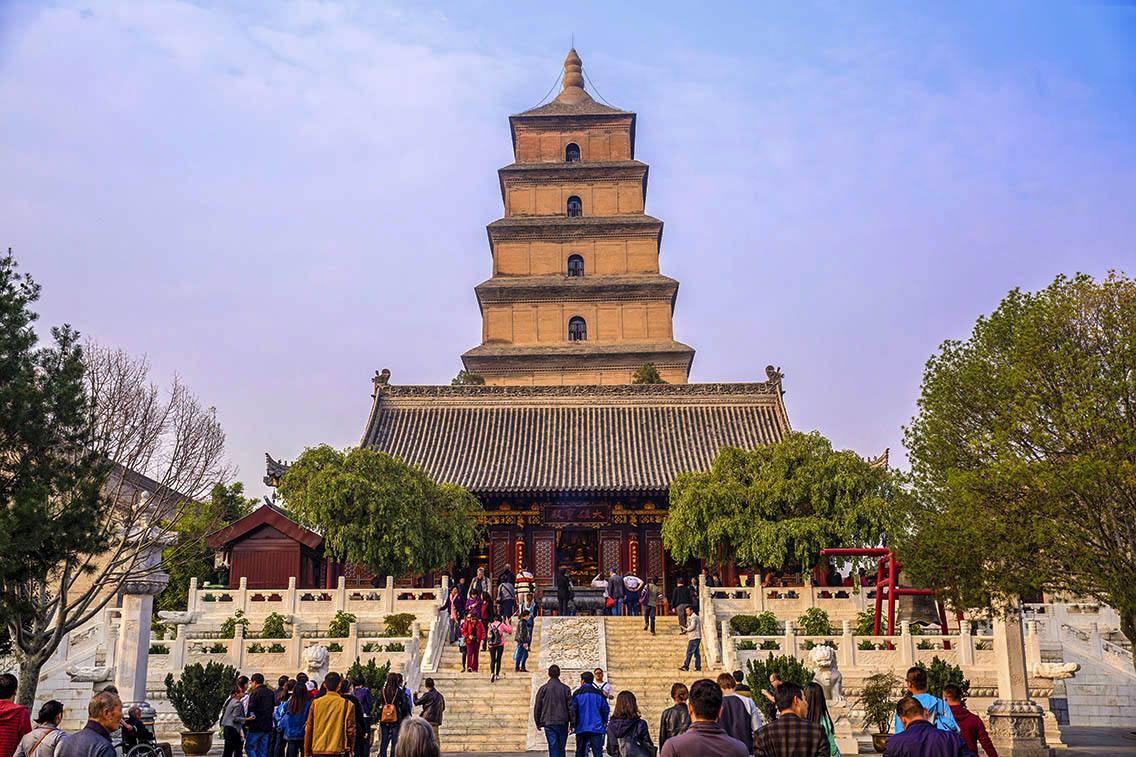 旅游文明古建筑成了风潮——让旅游多点文化味儿