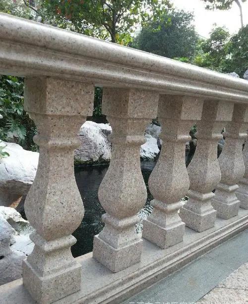 你知道花岗石石材栏杆的优缺点有哪些吗?