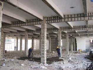 钢结构加固工程