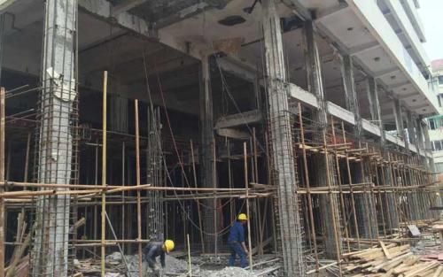 建筑加固當中對混凝土的要求
