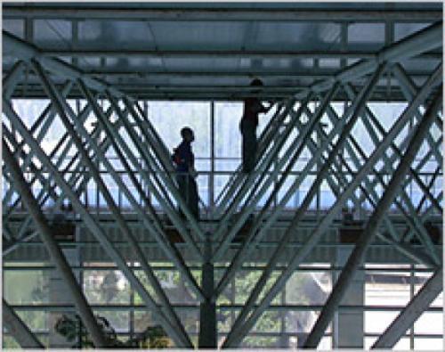 建筑检测方法
