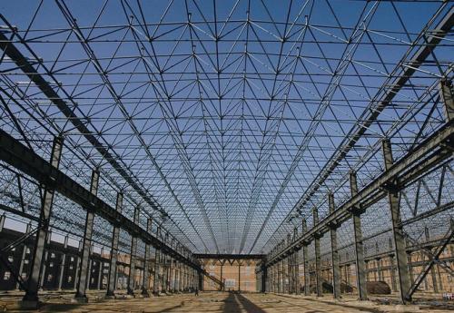 内蒙古钢结构网架