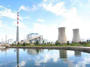 浦发钢结构公司与君正能源乌海电厂合作