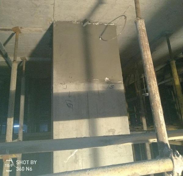 浦发钢结构与包头昆区米兰春天合作