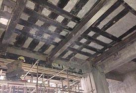 呼和浩特市浦發鋼結構加固有限公司與烏海麗晶酒店合作