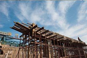 使用植筋加固对建筑物施工的几个要点