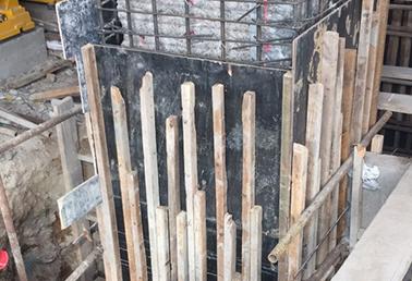 浦发钢结构与集宁电厂合作