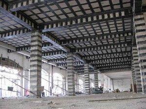 建筑结构,板加固方法总结