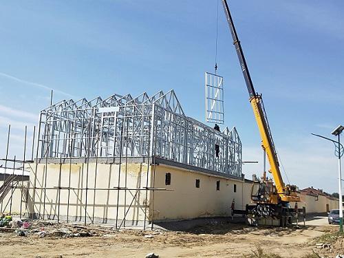 装配式建筑业务