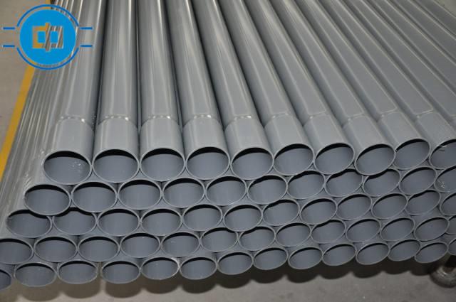 陕西PVCU给水管