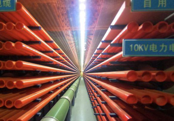 地下管廊项目