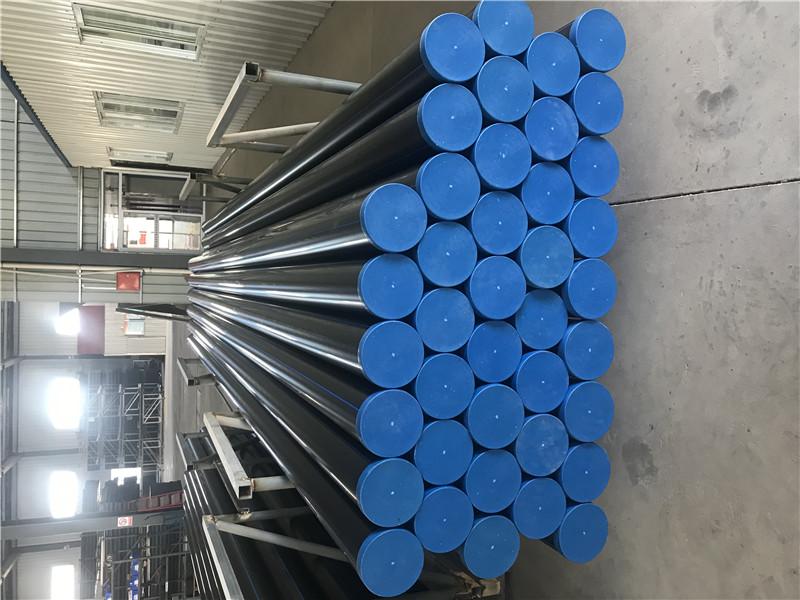 PE160给水管生产流程