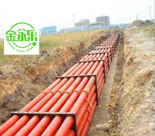陕西MPP电力管-工程案例