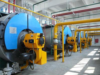 西安大型锅炉维修现场