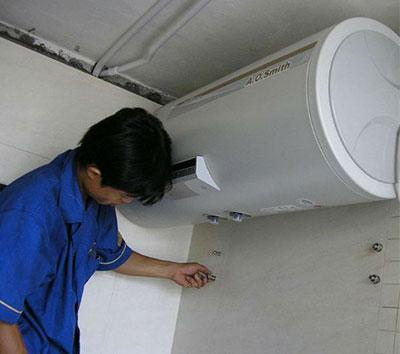 热水器维修案例