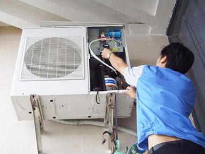 西安中央空调维修成功案例