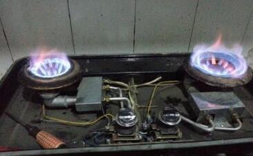 西安燃气灶上门维修案例