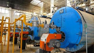 西安大型锅炉上门维修案例