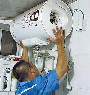 西安热水器上门维修成功案例