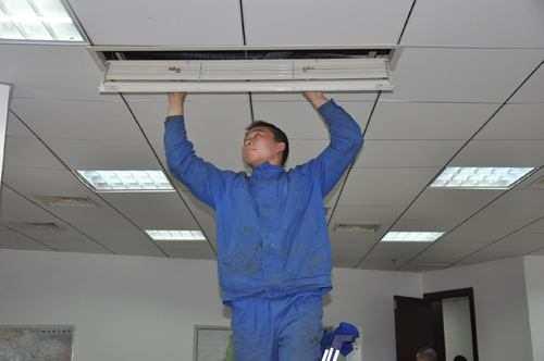 中央空调上门维修