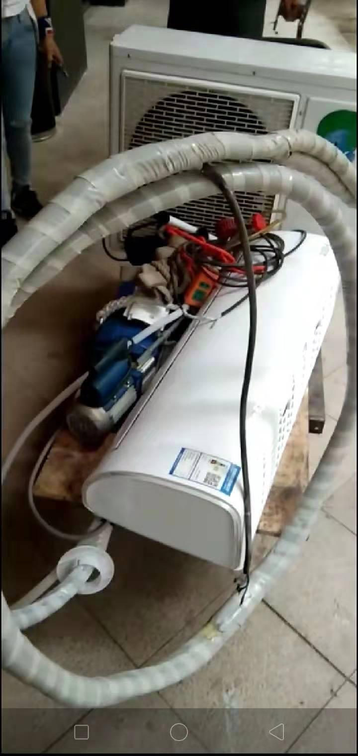 西安空调移机