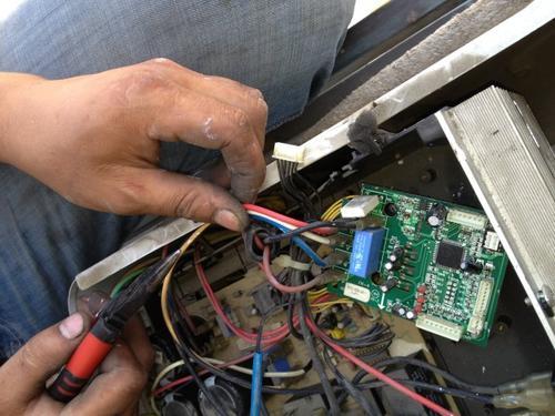 空调维修怎么正确进行?
