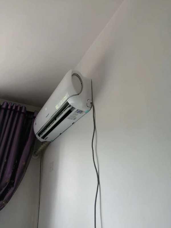 城农村改造空调内外机调整