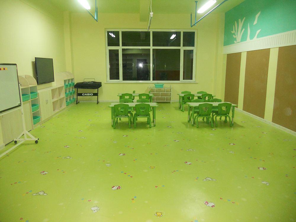 汉中塑胶地板