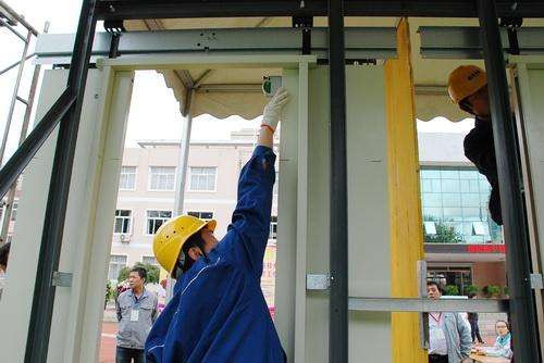 武汉中南电梯团队