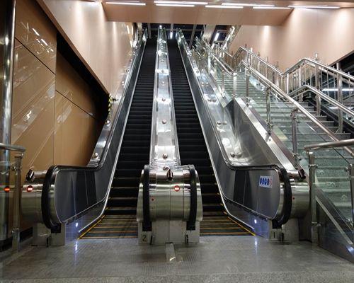 武汉自动扶梯