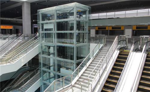 武漢無機房電梯的應急裝置有哪些