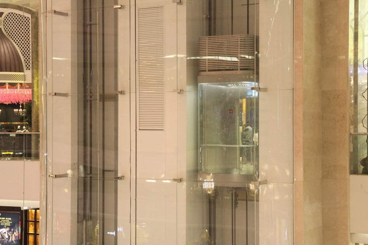 武漢觀光電梯