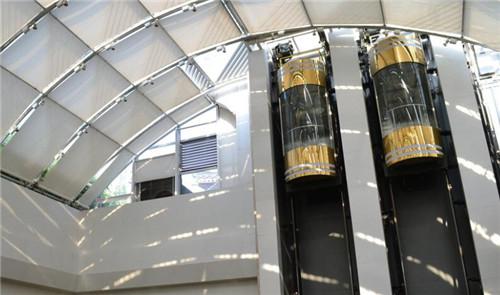 武汉观光电梯