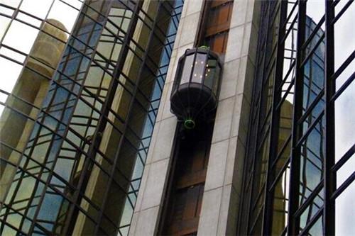 武汉高清观光电梯