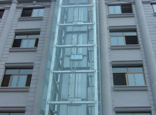武汉无机房观光电梯