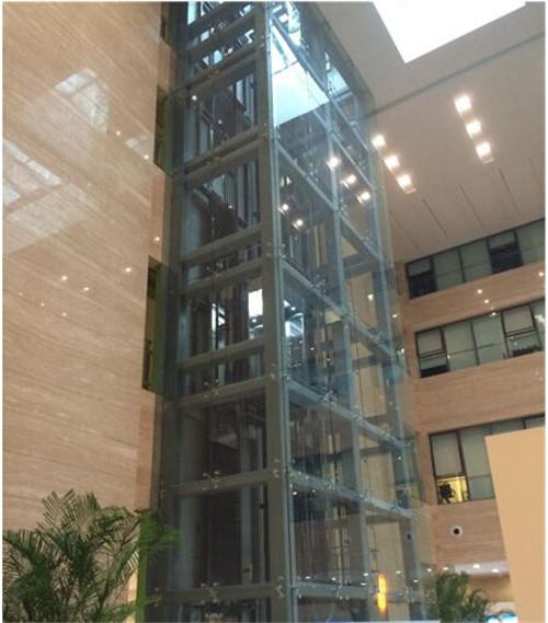武汉观光电梯有哪些组成结构?大致可分为以下几种