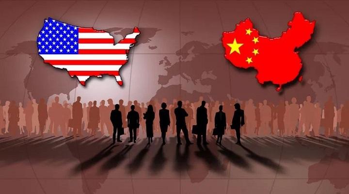 中美经贸关系牵动全球,中美经贸磋商取得进展,有利于世界的繁荣与和平。