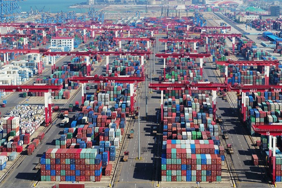 今年以来,我国进一步完善出口退税政策,促外贸企业发展