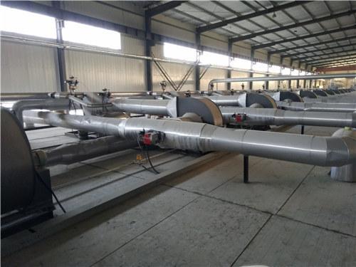 蒸汽换热/燃气加热型Ⅰ级干燥设备