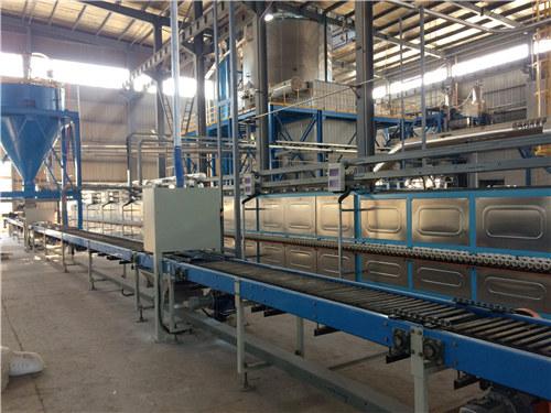 粉體類催化劑自動上下料系統
