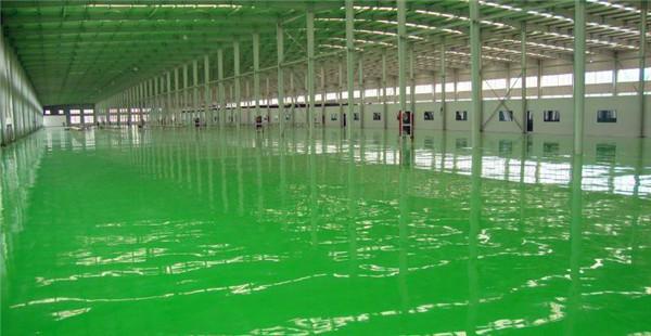 环保型水性环氧地坪