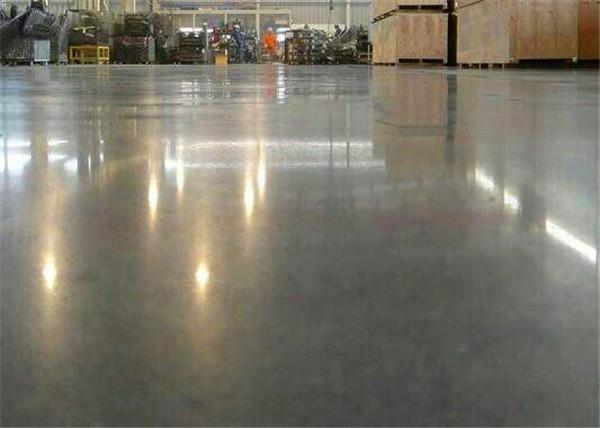 混凝土密封固化剂如何正确使用?