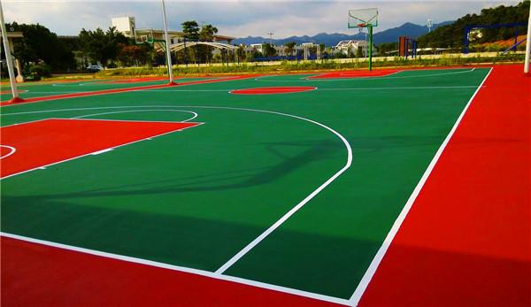 球场跑道—丙烯酸球场